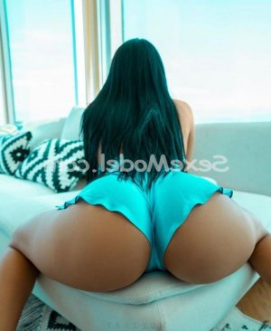 Nesrine escorte girl à Paris 6 75
